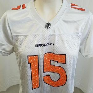 Reebok Ladies Denver Broncos Tim Tebow Jersey L